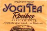 Čajové obaly a vysačky - Rooibos - trochu jiný čaj